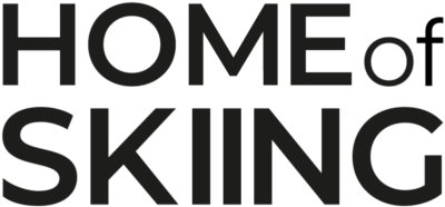HOME of SKIING Logo
